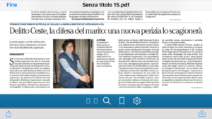 da Repubblica le novità sul caso Buoninconti, dopo l'inchiesta di Nera e Dintorni.
