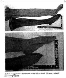 Le calze di Elena Ceste Ris
